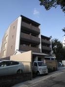 プレサンス京都修学院(402)の外観