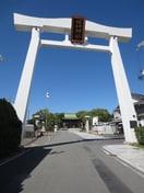 石切神社(公園)まで700m