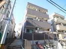 フジパレス神崎川Ⅲ番館の外観