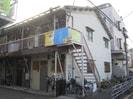 加美アパートの外観