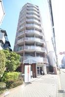 アクシルコート京都二条ウエスト棟(604)の外観