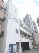 福島清水マンションの外観
