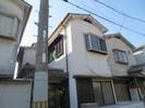 東大阪市上四条の家の外観