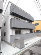 フィユフラッツ大阪ノースの外観