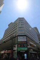 上本町アパートの外観