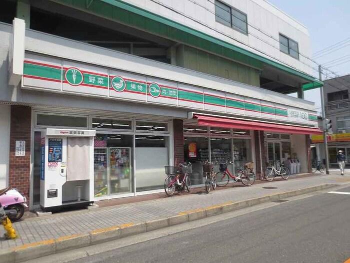 100円ローソン(コンビニ)まで300m
