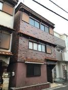 常盤町一戸建て住宅の外観