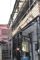 トキハ住宅の外観