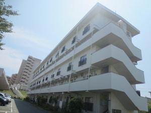 松が丘住宅16号棟(103)