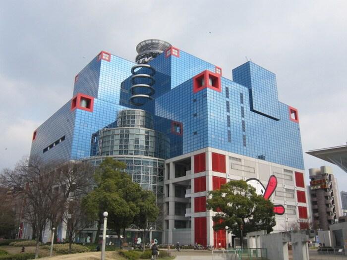 関西テレビ(美術館/博物館)まで230m