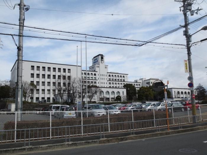 摂南大学枚方キャンパス(大学/短大/専門学校)まで980m