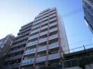 ブル-ビ-桜川駅前の外観