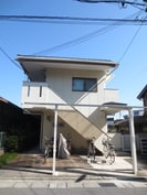 グリーンハイツ山崎の外観