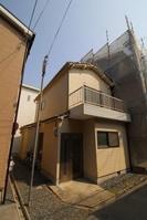 田井町S43年築貸家の外観