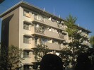 箕面粟生第2住宅17号棟(101)の外観
