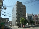 ラフォンテ尼崎駅前の外観