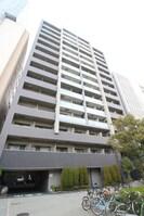 クレストフォルム大阪天満橋の外観