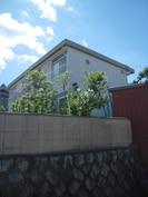 タチバナハイツB棟の外観