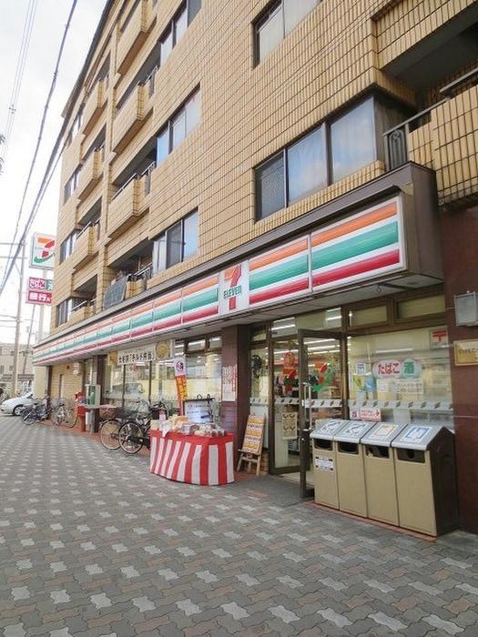 セブンイレブン門真堂山町店(コンビニ)まで289m