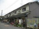 上田氏2階建貸家の外観