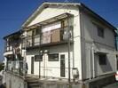 島田荘北棟の外観