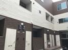 ノイヴェル昭和町の外観