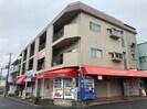 花山駅前ビルの外観