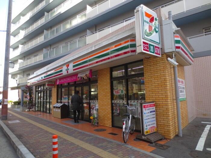 セブンイレブン明石山下町店(コンビニ)まで140m