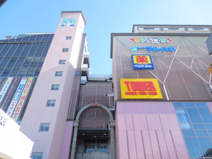 アスピア明石店(ショッピングセンター/アウトレットモール)まで600m