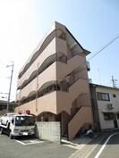 福田マンションの外観