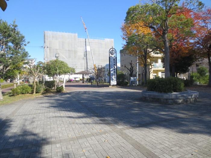 正雀ふれあい広場(公園)まで100m