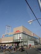 万代 萱島店(スーパー)まで379m