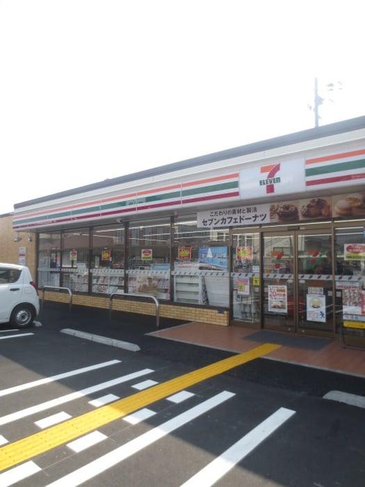セブンイレブン 門真巣本町店(コンビニ)まで388m