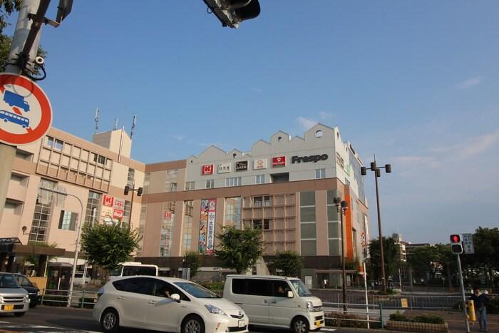 フレスポしんかな(ショッピングセンター/アウトレットモール)まで258m