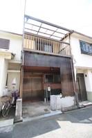 北花田駅2階建て戸建の外観