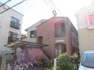 大仙パークハウスの外観