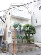 茨木市紫明園戸建の外観
