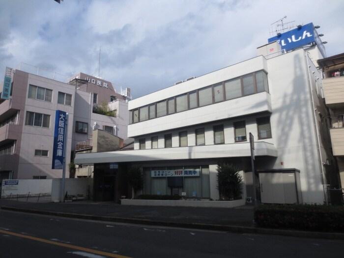 銀行(銀行)まで250m