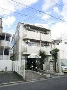 シャルマンフジ堺市弐番館の外観