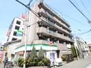 シャンクレ-ル塚本駅前の外観