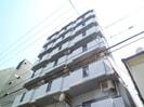 久宝寺マンションの外観