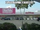 マックスバリュー 羽倉崎店(スーパー)まで1300m