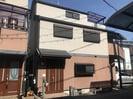 上田辺町戸建の外観