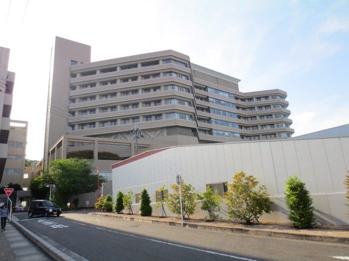 大津市民病院(病院)まで600m
