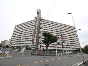 千里桃山台団地A-1棟(412)