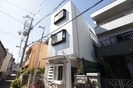 JPアパートメント東淀川Ⅶの外観