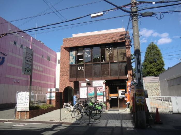 枚方牧野駅前郵便局(郵便局)まで504m