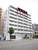 セイワパレス大阪城北の外観