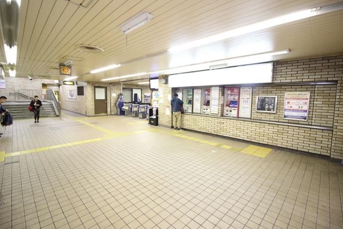 富田駅(公園)まで350m