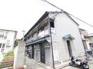 浅香山町4丁アパートの外観